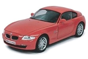 BMW Z4 Coupe Red (Diecast Car)