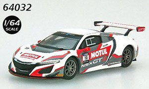 Honda Team Motul NSX GT3 Suzuka 10 Hours 2018 No.10 (Diecast Car)