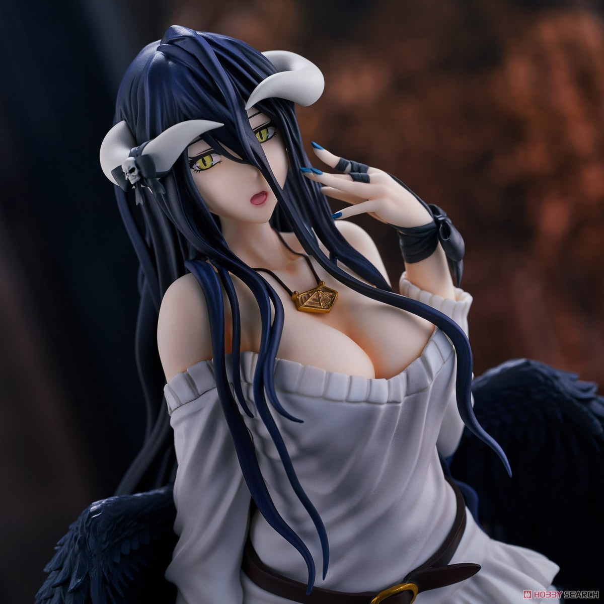 [Overlord] Albedo so-bin Ver. (PVC Figure) Other picture4
