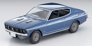 TLV-N204b Galant GTO MR (Blue) (Diecast Car)