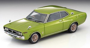 T-IG4323 Laurel HT 2000SGX (Green) (Diecast Car)