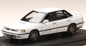 Subaru Legacy RS (BC5) Ceramic White (Diecast Car)
