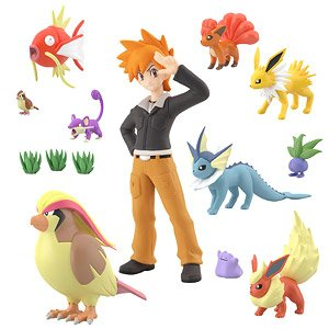 Pokemon Scale World Kanto 2 Set (Shokugan)