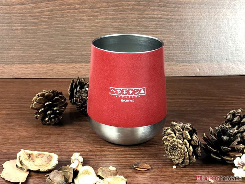 Yurucamp Thermo Round Tumbler Conifer Cone (Anime Toy) Other picture2