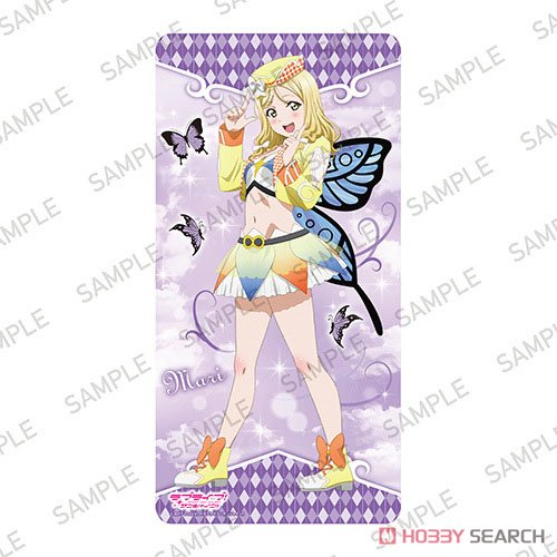 Love Live! Sunshine!! Desk Mat Collection Mari Ohara (Anime Toy) Item picture1