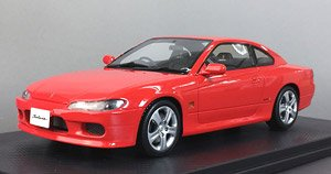 Nissan Silvia S15 Super Red (ミニカー)