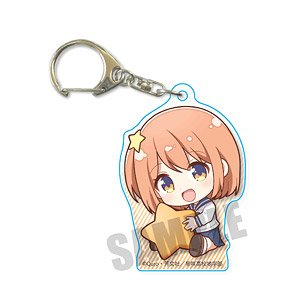 Gyugyutto Acrylic Key Ring Asteroid In Love Mira Konohata (Anime Toy)