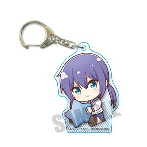 Gyugyutto Acrylic Key Ring Asteroid In Love Ao Manaka (Anime Toy)