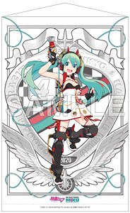 Hatsune Miku Racing Ver. 2020 Tapestry 1 (Anime Toy)