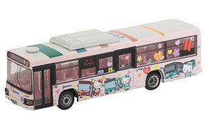 The Bus Collection Nishitetsu Bus Kitakyushu Hello Kitty Bus (Model Train)