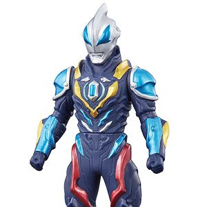 Ultra Hero Series 77 Ultraman Geed Galaxy Rising (Character Toy)