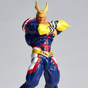 Figure Complex Amazing Yamaguchi Series No.019 [All Might] (PVC Figure)