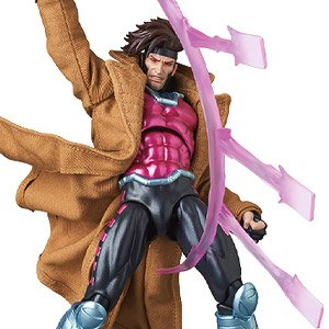 Mafex No.131 Gambit (Comic Ver.) (Completed)