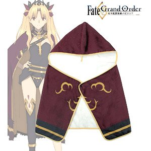 Fate/Grand Order - Absolute Demon Battlefront: Babylonia Ereshkigal Cape Style Blanket w/Hood (Anime Toy)