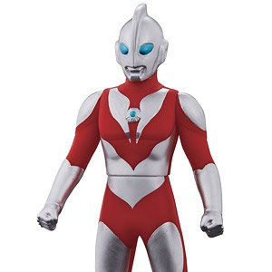 Ultra Hero Series EX Ultraman Powered (Character Toy)