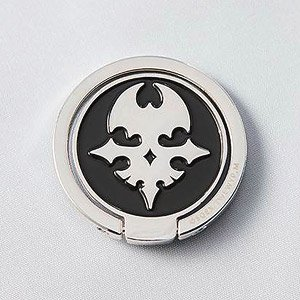 The World Ends with You: The Animation Smart Phone Ring [Skull] (Anime Toy)