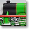 Steam Locomotive Henry Express Set (2-Car Set) (Model Train)