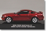 Ford Mustang GT 2005 (2004 Auto Show Ver.) (Red Fire) (Diecast Car)