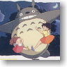 Totoro Dream Flying (Anime Toy)
