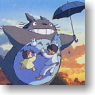 Totoro  Reach To The Sky (Anime Toy)