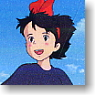 Kiki`s Delivery Service From a Roof of Railway Wagon (Anime Toy)