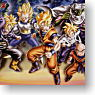 Dragon Ball Z Warriors (Anime Toy)