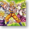 Dragon Ball Z Super Battle! Legend of Super Saiya! (Anime Toy)