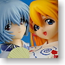 2007 Rei/Asuka Summer 2pieces (PVC Figure)