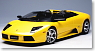 Lamborghini Murcielago Roadster (metallic yellow) (Diecast Car)
