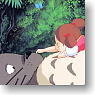 My Neighbor Totoro 2009 Calendar Jigsaw Puzzle (Anime Toy)
