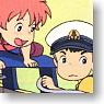 Ponyo on the Cliff by the Sea - Start on a Voyage! (Anime Toy)