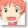 Ponyo on the Cliff by the Sea - Stormy Night (Anime Toy)