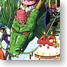 Dragon Ball Z & One Piece Party Time Art Crystal Jigsaw 330 (Anime Toy)