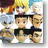 Anime Heros Mini Big Head Figure Hunter X Hunter 20 pieces (PVC Figure)
