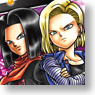 Dragon Ball Kai [Android No.17 & Android No.18 < Kai >] (Anime Toy)
