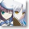Angel Beats! Folding Fan (Yuri & Angel) (Anime Toy)