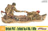 British Armed Forces PIAT &Lee-Enfield No.4 Mk.I (Plastic model)