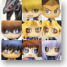 One Coin Grande Figure Collection Yu-Gi-Oh! Duel Monsters  Duel Start!! 10 piece (PVC Figure)