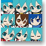 Hatsune Miku -Project Diva- Trading Strap Track 03 10 pieces (Anime Toy)