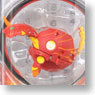 Bakugan Starter Pack Ver.1 (Phos Gray, Avior Red,Fungoid Black) (Active Toy)