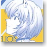 Evangelion: 2.0 You Can (Not) Advance Fleece Blanket Rei (Anime Toy)