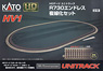 (HO) Unitrack [HV1] R730 Endless Track Set for Double-Track (HO Variation1) (Model Train)