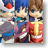 Nendoroid Plus Card Fight!! Vanguard Grade 01 9 pieces (PVC Figure)
