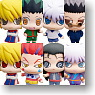 Chara Fortune Plus Series Hunter x Hunter Become a hunter? Fortune 18 pieces (PVC Figure)