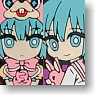 Pikuriru! Hatsune Miku Rubber Strap #06 LOL -lots of laugh- (Anime Toy)