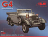 Typ G4 (1935 production), WWII German Personnel Car (Plastic model)