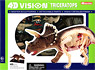 3D Puzzle 4D VISION Zootomy No.23 Triceratops Anatomical Model (Plastic model)