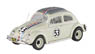 1962 VW HERBIE `THE LOVE BUG` (ミニカー)