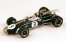 Brabham BT24 No.3 Winner French GP 1967  (ミニカー)