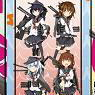 Kantai Collection Clear Bookmark Sixth Destroyer Corps (Anime Toy)